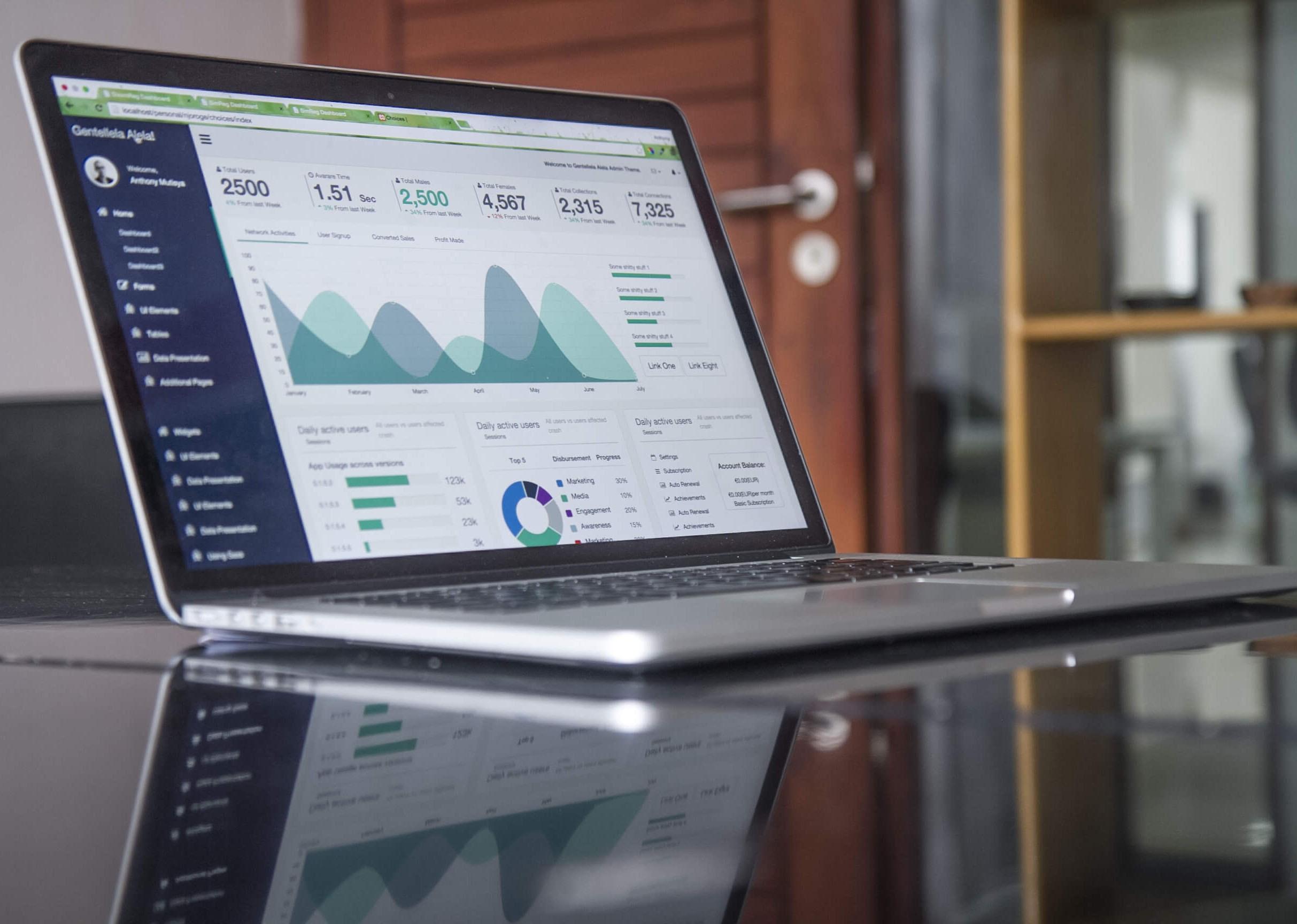 企業の分析を効率化!Google アナリティクスを自動でレポート化!
